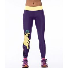 Sexy Women Sport Gym Leggings Yoga Jogging Running Fitness High Waist Pants ea7b9863089