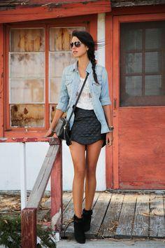VivaLuxury - Fashion Blog by Annabelle Fleur: VIVALUXURY FOR LEVI'S #MAKEOURMARK
