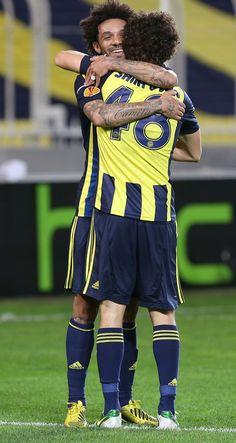 Fenerbahçe - Viktoria Plzen   Cristian Baroni & Salih Uçan