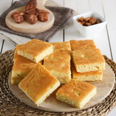 Traditional Serbian corn bread with cheese