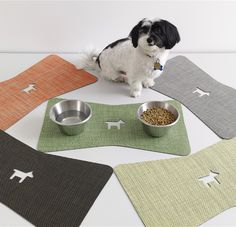 chilewich dog mats
