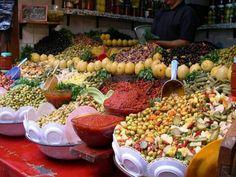 Aceitunas marroquies