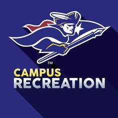 New campus rec logo designed by a student! #graphicdesign #logo #vector #design #graphic #snhu