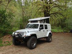 Ursa Minor Pop-Top Jeep JK - Page 18 - Expedition Portal