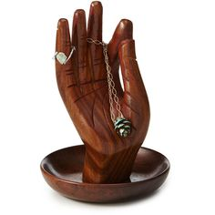 Hand Of Buddha Jewelry Stand ($35) ❤ liked on Polyvore featuring home, home decor, fillers, decor, interior and etc
