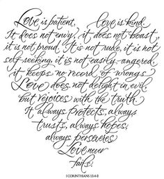 Love is...