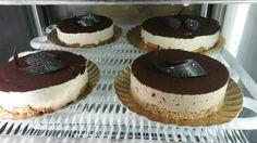 Tiramisù e cheesecake al cioccolato