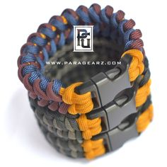 Quality and Paasion for clean finishes on all our paragearz! Customize your first paragear today at www.paragearz.com