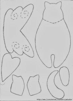 Mimin toys: Gatinhos tilda