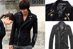 Korean Jacket Double Zipper | INA SHOP | Indonesia Shop
