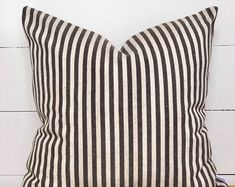 Cushion Covers - Plastic Planter, Plastic Pots, Bench Seat Covers, Striped Cushions, Rural Area, Cushion Covers, Printing On Fabric, Charcoal, Seat Covers