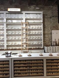 Retail store design, bakery interior, bakery display, candle shop, store co Bakery Interior, Shop Interior Design, Retail Shelving, Oil Shop, Retail Store Design, Candle Shop, Retail Space, Shop Interiors, Commercial Interiors