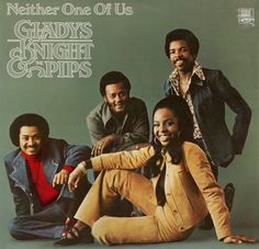 gladys knight & the pips neither one of us - Google Search