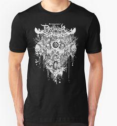 Dethklok Metalocalypse Shirt by jillexdxdxdxd