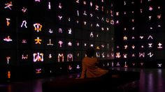 Communion. Hundreds of generative creatures are coming together in this hall-sized installation, to celebrate life in a massive communion.  ...