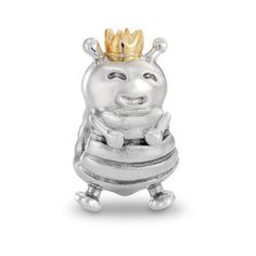 Pandora Queen Bee Charm 790227 at John Greed Jewellery