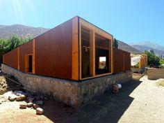 En construcción: Complejo Turístico Sustentable Chillepín CCH / CBAarq