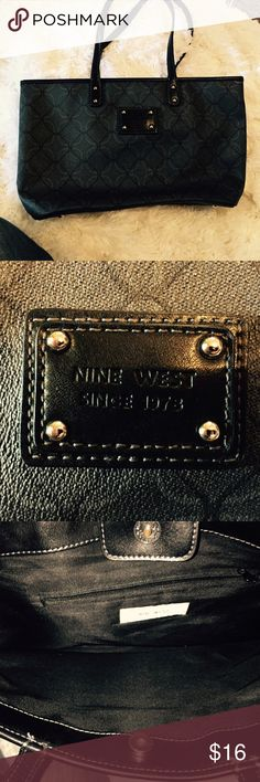 Nine West Purse Black Nine West purse Nine West Bags Shoulder Bags