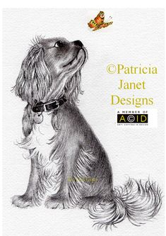 Hiya ! - Patricia Janet Designs - Artwork available for Licensins