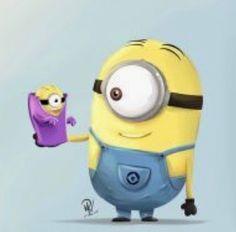 Minion Crochet, Deviantart, Funny Minion, Toys, Artwork, Memes, Quotes, I Love, Activity Toys
