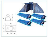 4 men tents