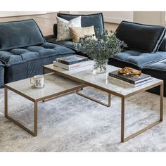 Evert High Coffee Table – High Fashion Home Granite Coffee Table, Faux Marble Coffee Table, Stone Coffee Table, Small Coffee Table, Coffe Table, Coffee Table Decor Living Room, Decorating Coffee Tables, Italian Marble, Furniture