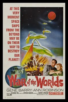 War of the Worlds - Byron Haskin's definitive sci-fi classic