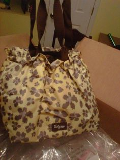 """Cinch-It Up Thermal in """"Leopard Floral"""""""