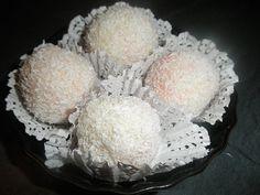 Rocher coco coeur de noisette,De délicieux petits Rochers a la noix de coco avec un coeur de noisette ,une recette facile rapide et parfaite pour les débutants !