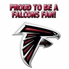 All day long baby! Atlanta Falcons Rise Up, Atlanta Georgia, Falcons Football, Football Art, Football Food, Semi Pro Football, Tailgating, Julio Jones, Fan