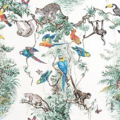 Hermès - Papier peint Equateur