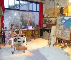 Danielle Borremans  The Studio - Brussels