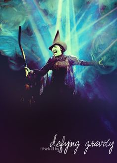 I have seen my fair share of shows. I know musicals. And Wicked, in my opinion, is the best. I've seen it 3 times, and counting... ;)