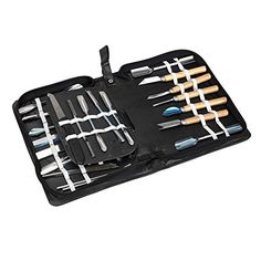 Vktech® Culinary Carving Tool Set 46 Piece Fruit/vegetable Garnishing/cutting/slicing Set Garnish Kitchen Tool Set Vktech http://www.amazon.com/dp/B00MPG424C/ref=cm_sw_r_pi_dp_g2L.ub1C0GVSC