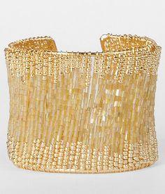 http://www.buckle.com/bke-seed-bead-cuff-bracelet/prd-83705WTB265543/sku-9036700000