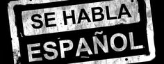 become fluent in Spanish is a big goal of mine.. hopefully I will accomplish that by 2013!