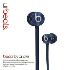 Beats by Dr Dre Urbeats 810-00055 Blue High Performance In Ear Headphones