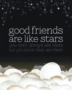 I am Blessed to be SURROUNDED by Stars!