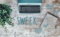 Sweek!  Bei Sweek handelt es sich um eine kostenlose App und Website, auf der man Geschichten lesen sowie seine eigenen Geschichten einstellen kann. Es gibt mehrere Kategorien, die man durchstöbern kann: Belletristik allgemein, Blogs, Fantasy, Liebesromane, Teenager & junge Erwachsene, Thriller & Horror um nur einige zu nennen.  Um mehr zu erfahren, besucht meinen Blog! :*
