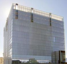 New U.S. Federal Courthouse in Salt Lake City, Utah