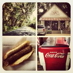 Visit Bradley's Country Store for a taste of a Tallahassee classic!