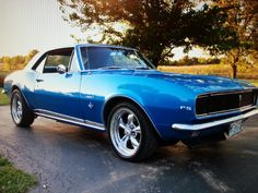 1967 Camaro Rs, Chevrolet Camaro, Corvette, Classic Auto, Classic Cars, Old Vintage Cars, Mustang Gt500, Zoom Zoom, American Muscle Cars
