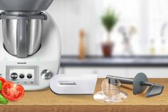 Stick the Wi-Fi-enabled Cook Key in your Thermomix for recipes from around the world