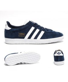 Womens Adidas Originals Gazelle OG Dark Indigo Trainer Adi happy to do their own good style shoes, focus on product quality and experience.