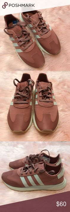 purchase cheap e91ca 87113 Adidas Women s FLB Raw Pink Athletic Shoes Size 10 You will be purchasing a  pair of