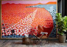 Boutique Art Hotel, The Schaller Studio is located in Bendigo, Victoria region, Australia, and it is part of the Art Series Hotels. Melbourne, Bright Art, Vogue Living, Garage Art, Art Series, Butterfly Chair, Art Studios, Creative Inspiration, Design Inspiration