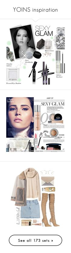"""YOINS inspiration"" by itsshayplay ❤ liked on Polyvore featuring beauty, Victoria's Secret, shu uemura, Urban Decay, MAKE UP STORE, FACE Stockholm, Bobbi Brown Cosmetics, thankyou, goglam and Trish McEvoy"