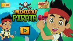 JAKE y los Piratas de Mundo Jamás - Mini Golf Pirata