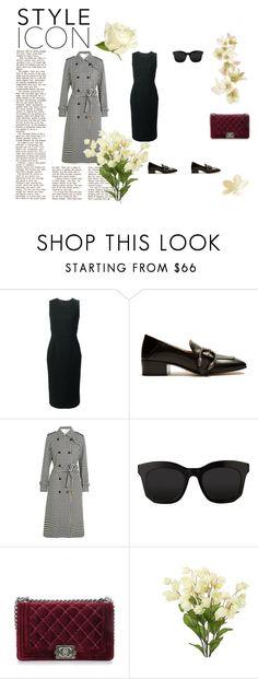 """LBD"" by gabriela2105 ❤ liked on Polyvore featuring Dolce&Gabbana, Gucci, Sonia Rykiel, STELLA McCARTNEY and Chanel"