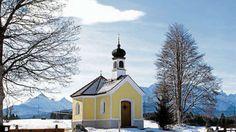 Krün, Kapelle Maria Rast (Garmisch-Partenkirchen) BY DE